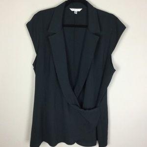 CAbi Oragami Top / EUC / Size XL